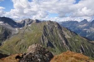OK3QE - Sota netříděná - Alpy